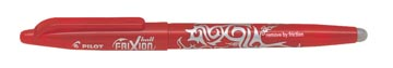 Pilot roller Frixion Ball rood